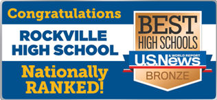 Rockville High School Nationally Ranked