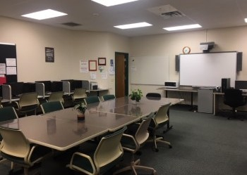 West Main Learning classroom
